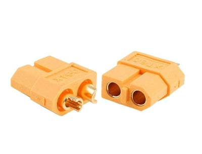 AMASS XT60+ Plug Connector Male and Female - Cyclone FPV