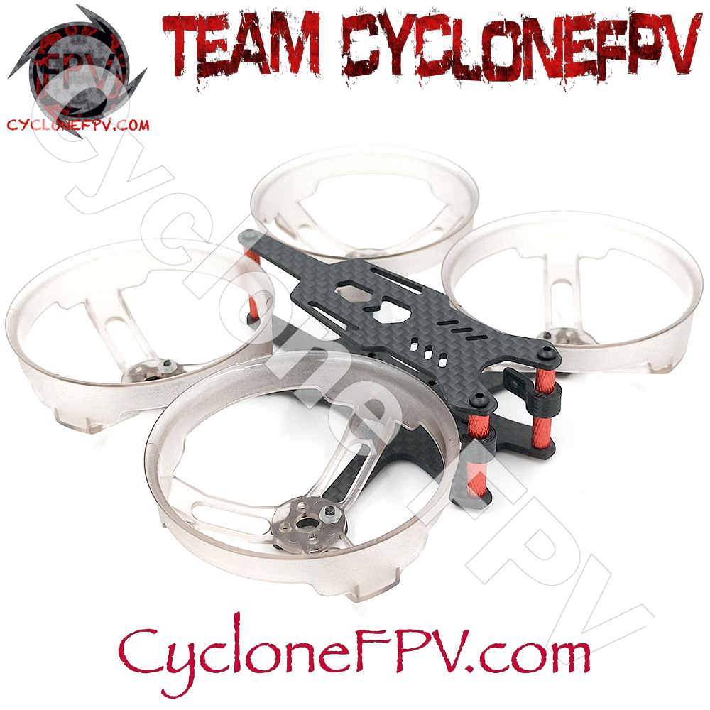 "ARC 2"" Indoor Whoop Prop Guards 4pack - Cyclone FPV"