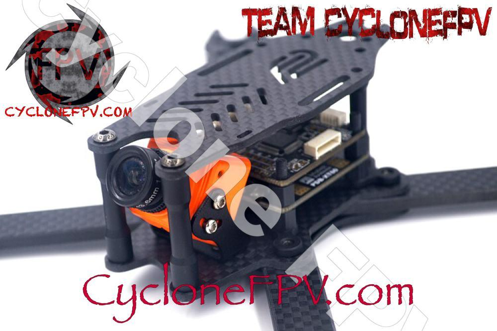 ARC F2-210 Drone Racing Frame - Cyclone FPV