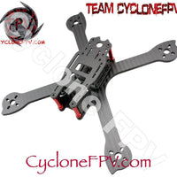 ARC IX5-210 Drone Racing Frame - Cyclone FPV