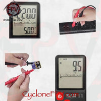 BSIDE ADMS7CL Ultra Thin Digital Multi-Meter - Cyclone FPV
