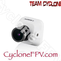 Caddx Baby Turtle CMOS 800TVL M12 7G Lens FPV Camera - White Black - Cyclone FPV