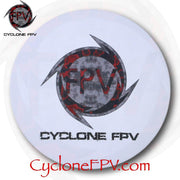 Cyclone FPV Custom Printed Color Logo Coaster - Cyclone FPV