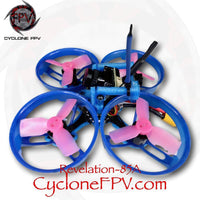 Cyclone FPV Revelation-85A Frame and Drone DIY / RTF / BNF / PNP - Cyclone FPV