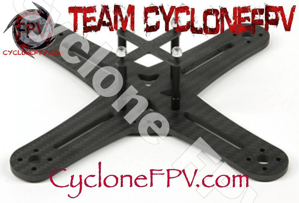 Darkside Cricket 190 Frame Kit - Cyclone FPV