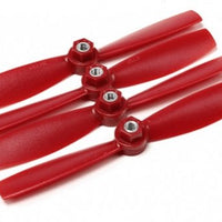 Diatone PC Self-Tighten 5045 Props Red from Cyclone FPV in Texas