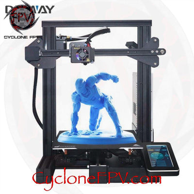 Disway-01 DIY Filament Desktop Printer - Cyclone FPV