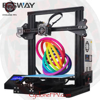 Disway DCreate01 Filament Desktop Printer - Cyclone FPV