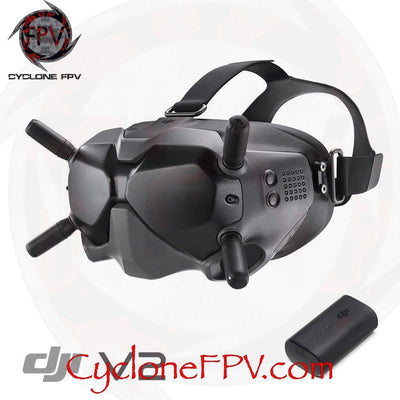 DJI FPV V2 Goggles and Webinar Feb 26th 2021 9PM CST - Cyclone FPV