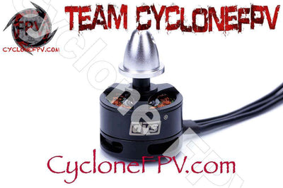 DYS BX 1806 2700KV Race Edition Motors CW CCW - Cyclone FPV