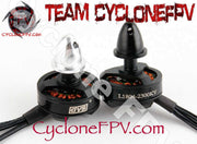 DYS BX1804 2300KV Racing Motors - Cyclone FPV