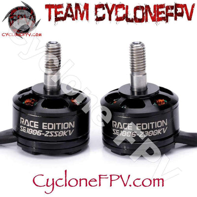 DYS SE1806-2300kv Race Edition Brushless Motor - Cyclone FPV