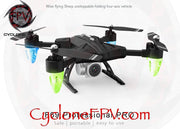 F69 WiFi Foldable Drone with 1080P Camera - Cyclone FPV