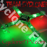 HK FP250 Ghost Edition Night Flyer Drone Frame Green | Orange | Black