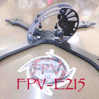 FBXPro-215 Drone Racing Frame