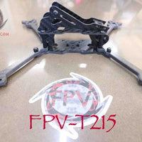 FPV-T215 Carbon Fiber Drone Racing Frame - Cyclone FPV