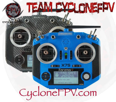 FrSky QX7S ACCESS Special Edition 2.4GHZ FCC - Cyclone FPV