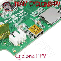 Frsky Taranis Q X7 Transmitter Mainboard with Charge Port - Cyclone FPV