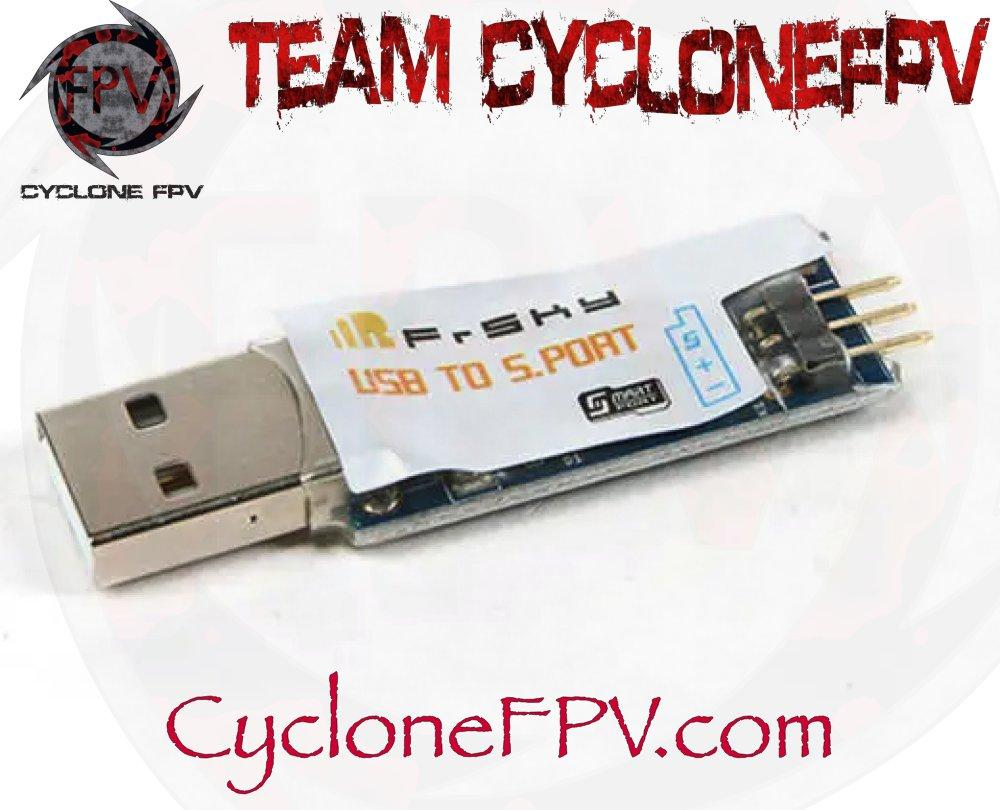 FrSky USB to SPort (SmartPort) Adapter - Cyclone FPV