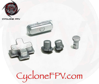 FrSky X-Lite Trim and Buttons Set - Cyclone FPV