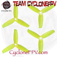 Gemfan 3052 3 Blade Props 6 Colors - Cyclone FPV