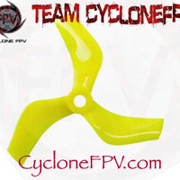 Gemfan 75mm Ducted Props 3 Blade Props 5 Colors - Cyclone FPV