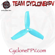 Gemfan Flash 4052 Durable 3 Blade Props 4 Colors - Cyclone FPV