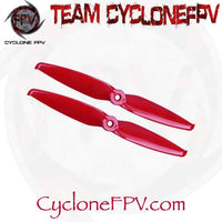 Gemfan Flash 6042 Durable 2 Blade Props 4 Colors - Cyclone FPV