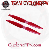 Gemfan Flash 7042 7 Inch Durable 2 Blade Prop 4 Colors - Cyclone FPV