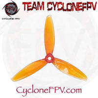 Gemfan WinDancer 5043 5 Inch 3-Blade Durable Prop 7 Colors - Cyclone FPV