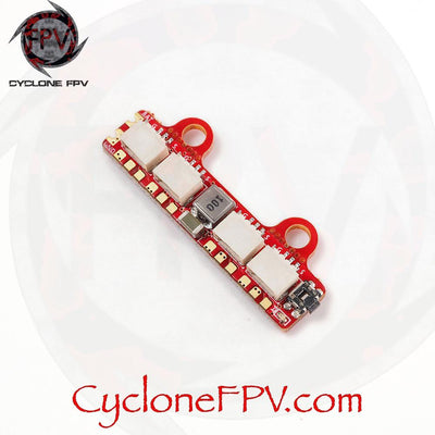 HGLRC 2812 LED Controller with 4 LED Strips - Cyclone FPV