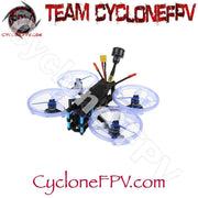 HGLRC Sector132 3-4S FPV Racing Drone 4K Caddx Tarsier - Cyclone FPV