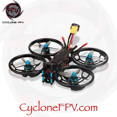 HGLRC Sector150 4S 6S Caddx Ratel Drone PNP BNF - Cyclone FPV