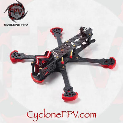HGLRC Sector5 V3 Frame 5inch 6inch and 7inch - Cyclone FPV