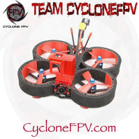 HGLRC Veyron 3 Cinewhoop Frame Kit - Cyclone FPV