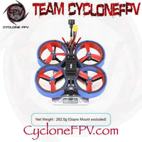 HGLRC Veyron CineWhoop HD Caddx Vista 4S Version - Cyclone FPV