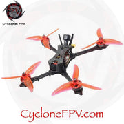 HGLRC Wind5 FPV Racing Drone F7 FC 60A 4in1 ESC 4S 6S BNF PNP - Cyclone FPV