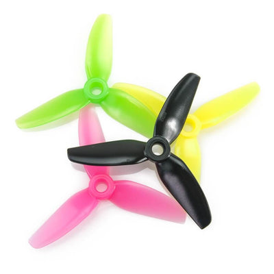HQProp DP 3x3x3 PC Propeller (4 Colors) - Cyclone FPV