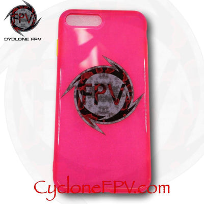 iPhone Cases with Cyclone FPV Logo 11 Colors Many Sizes - Cyclone FPV
