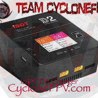 ISDT D2 200W 24A AC Dual Charger - Cyclone FPV