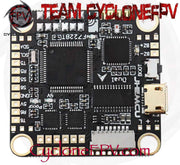 JHEMCU F7BT DJI Air Flight Controller Dual Gyro BlueTooth - Cyclone FPV