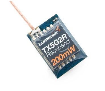 Lumenier TX5G2R Mini 200mW 5.8GHz VTX - Cyclone FPV