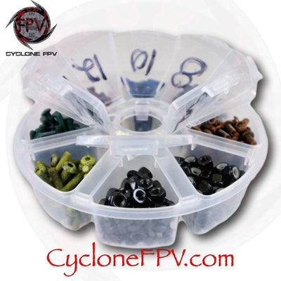 M2 M3 Hardware Starter Sets for Drones - Cyclone FPV