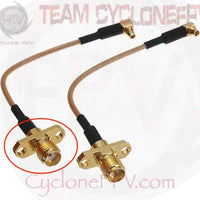 MMCX to Female SMA Adapter Many Sizes and Styles - Cyclone FPV