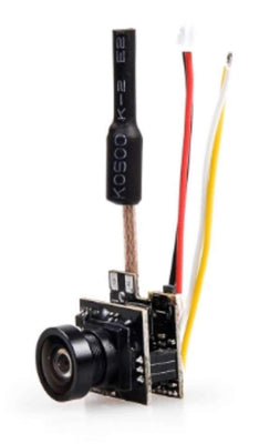 NameLessRC FSD S2 5.8G 40Ch Camera and VTX Combo - Cyclone FPV