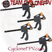 Quick Release Woodworking Clamps Many Sizes - Cyclone FPV