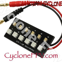 Rakonheli 1.25/2.0 JST Parallel Charging Board - Cyclone FPV