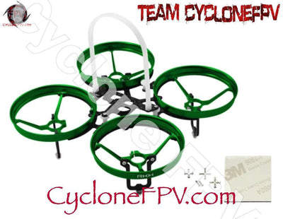 Rakonheli CNC AL and CF Upgrade Kit (7mm Motor) 4 Colors - Cyclone FPV