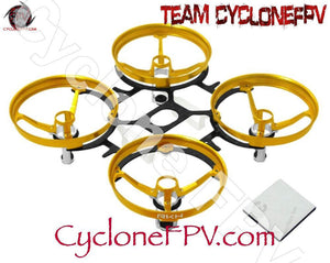 Rakonheli CNC and Carbon Fiber Upgrade Kit (6mm Motor) 5 Colors - Cyclone FPV