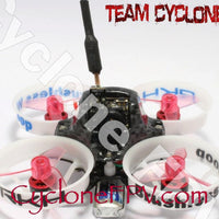 Rakonheli CNC Delrin and Carbon 66mm Brushless Whoop Kit - Blade Inductrix/FPV - Cyclone FPV